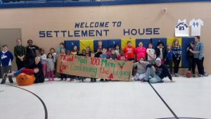Settlement House thank you picture