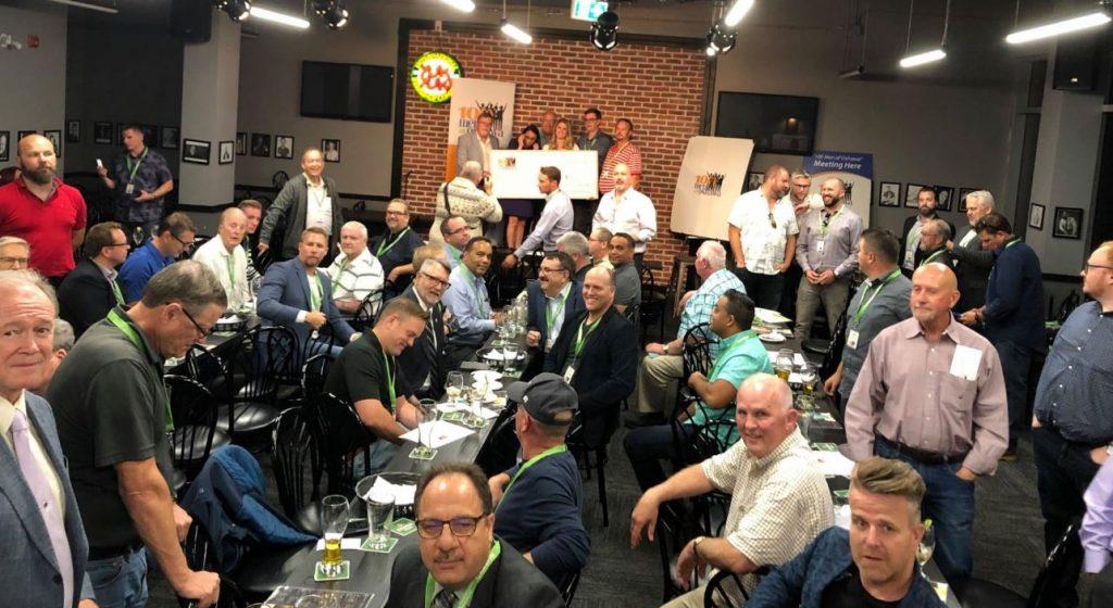 100 Men Oshawa Group picture