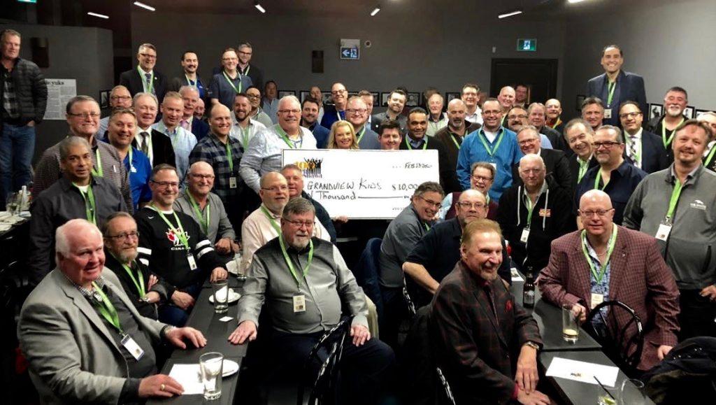 Grandview Kids receiving $10,000